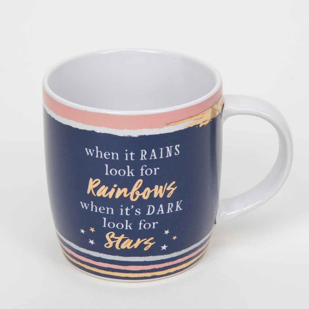 Look For Rainbows Mug..
