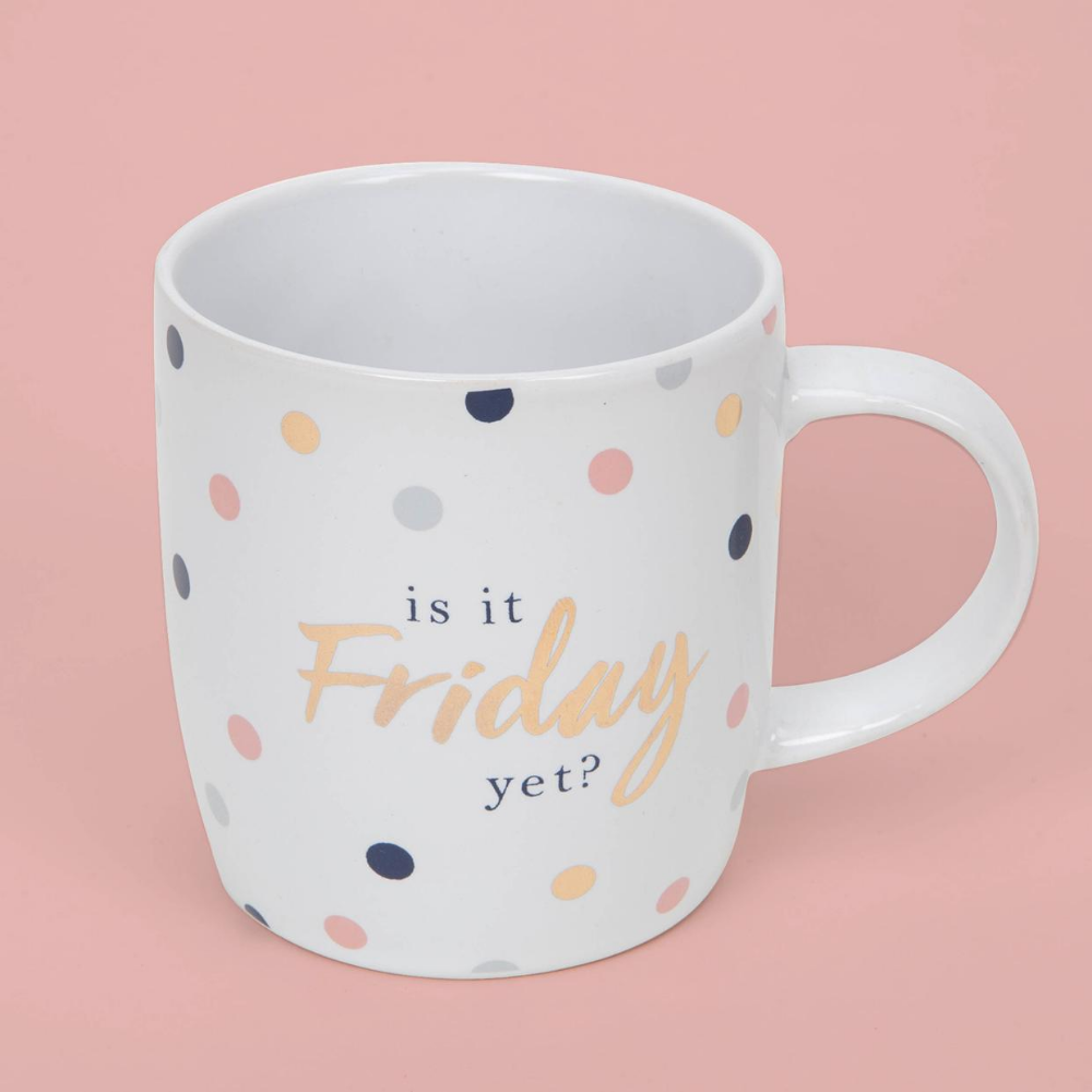 Is It Friday Yet?..Mug