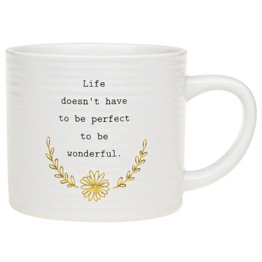Life Doesn't Have To Be Perfect... Mug