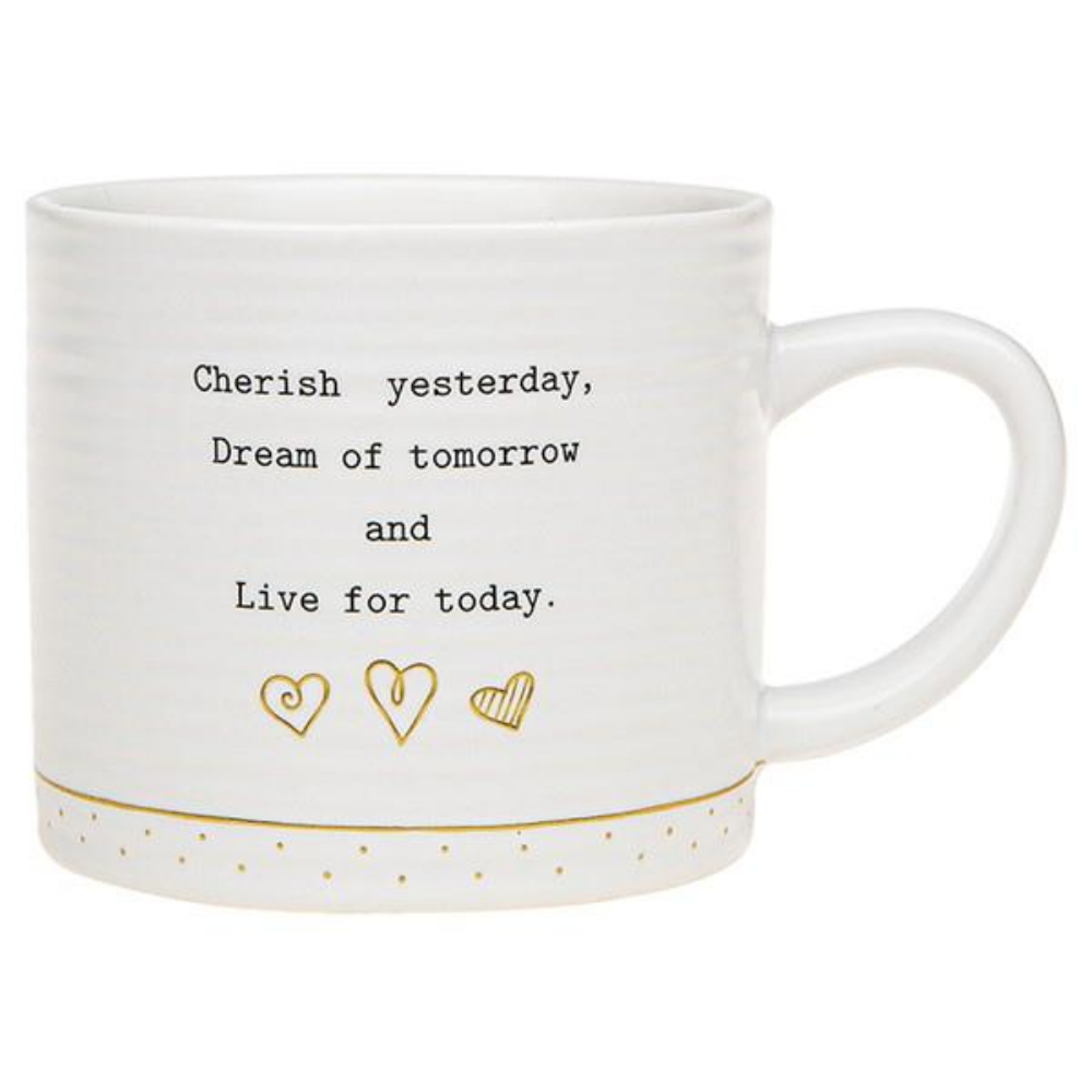 Cherish Yesterday... Mug