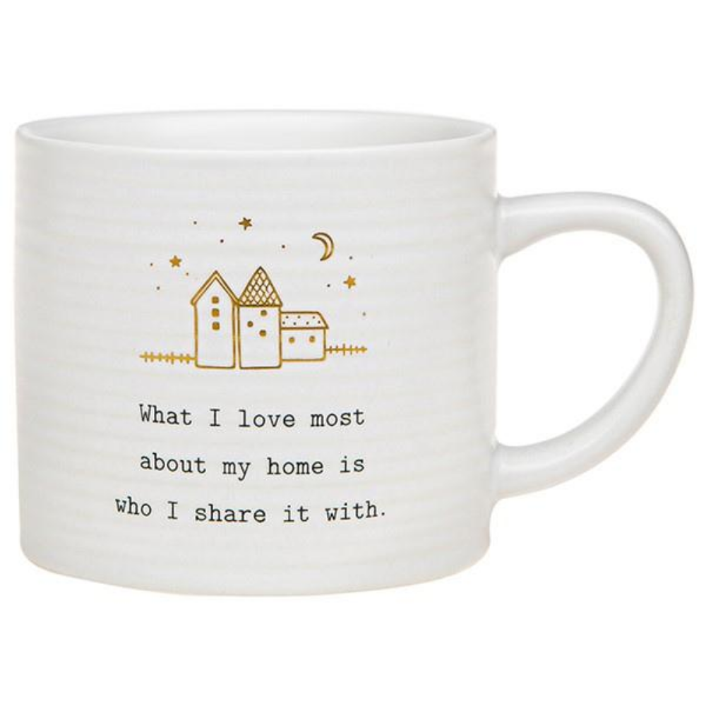 What I Love Most... Mug