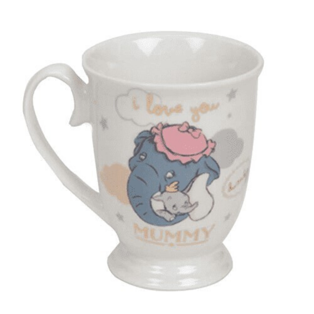 Magical Beginnings Dumbo Mug- I Love You Mummy