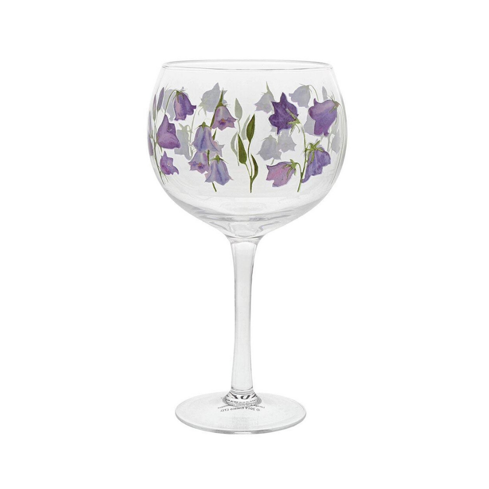 Bluebell Gin Glass