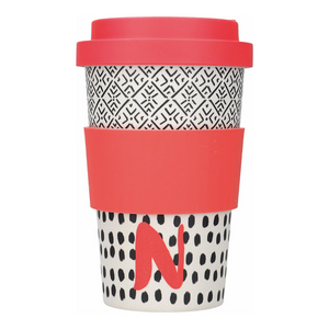 Alphabet Travel Mug - N