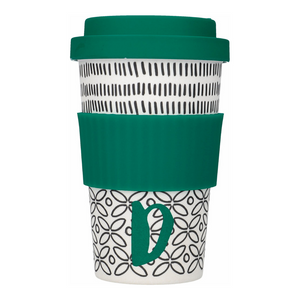 Alphabet Travel Mug - D