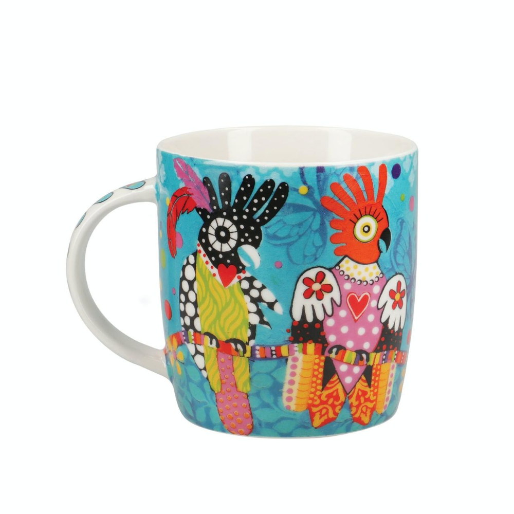 Love Hearts 370ml Chatter Mug