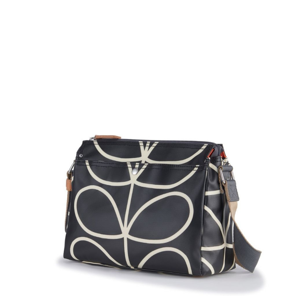 Fielder - Crossbody - Liquorice