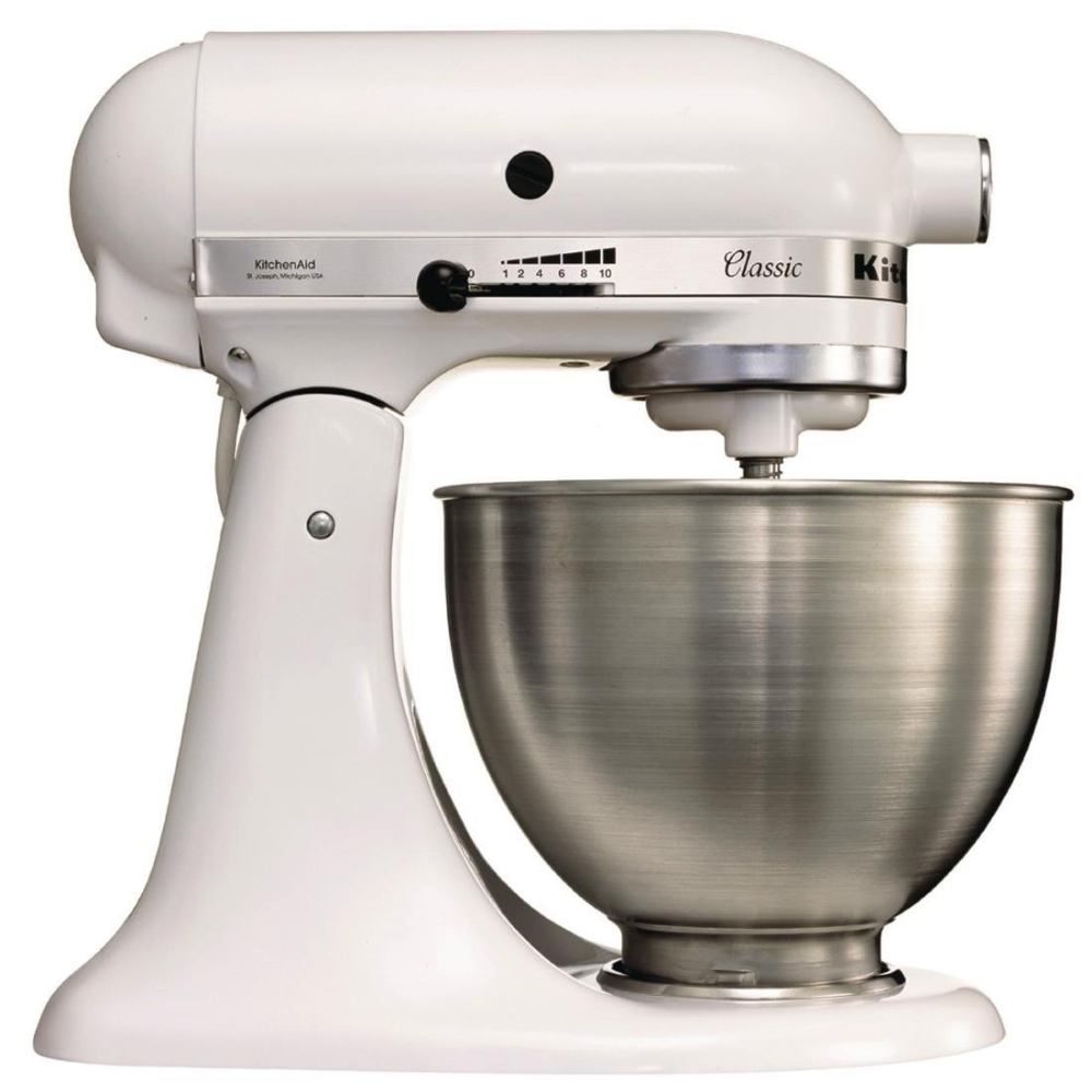 KitchenAid Stand Mixer Matte White