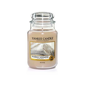 Warm Cashmere Large Jar
