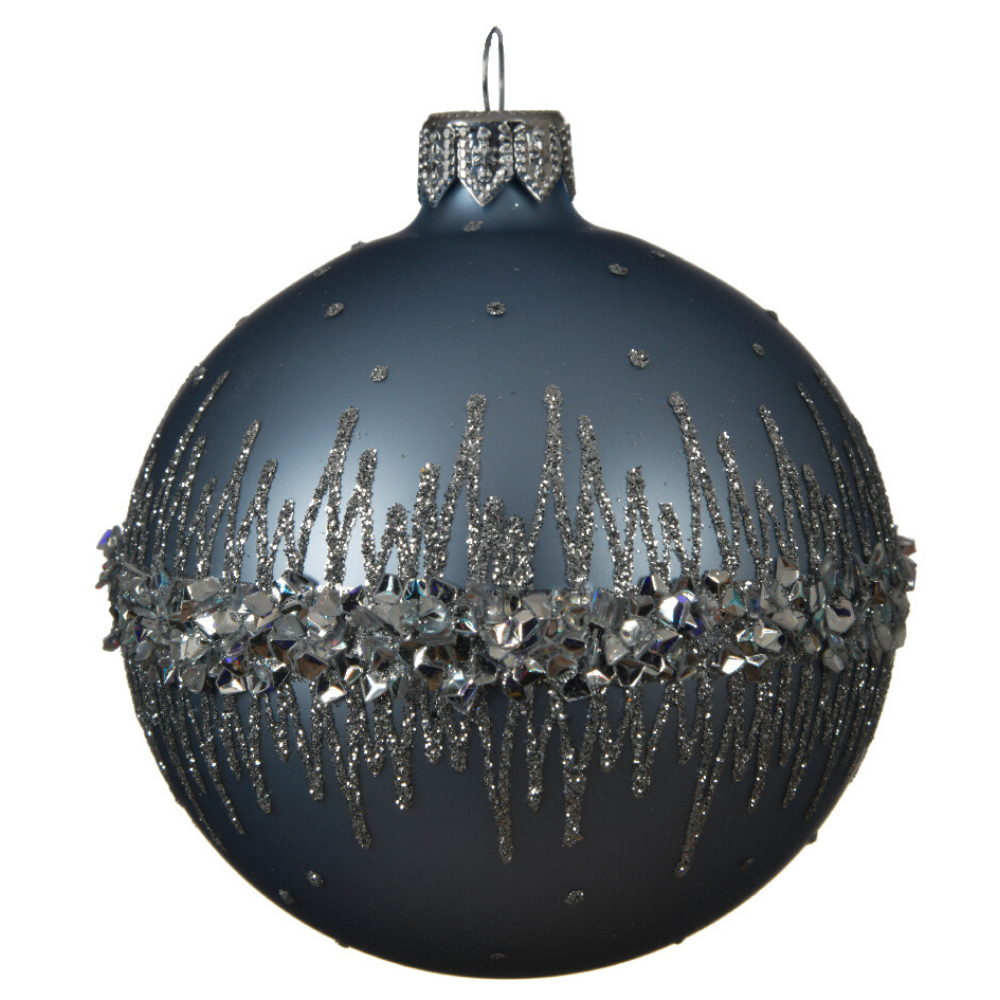Winter Sky Christmas Bauble