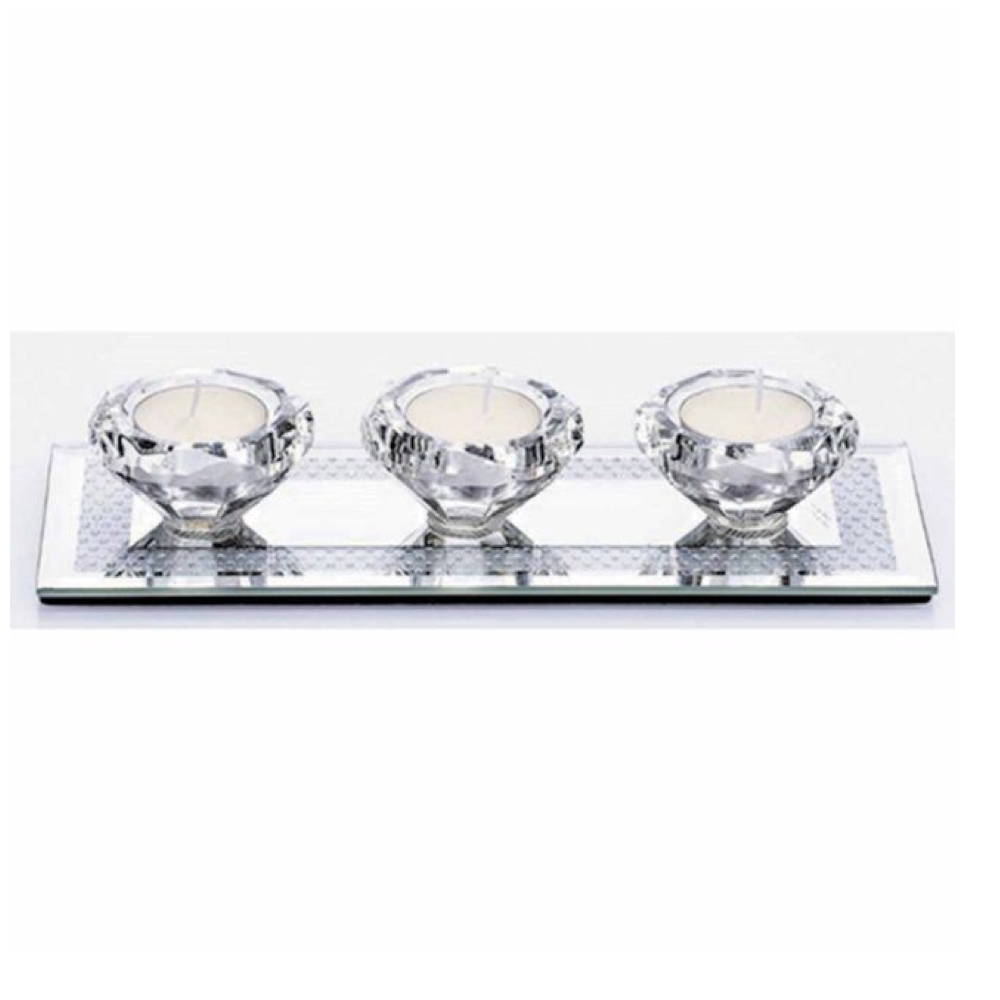 Gemstone T-Light Holder