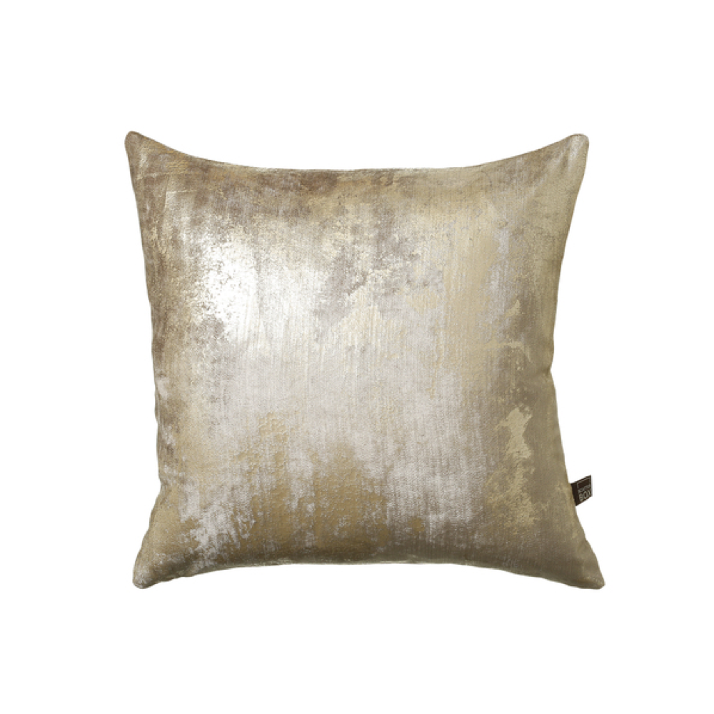 moonstruck champagne cushion