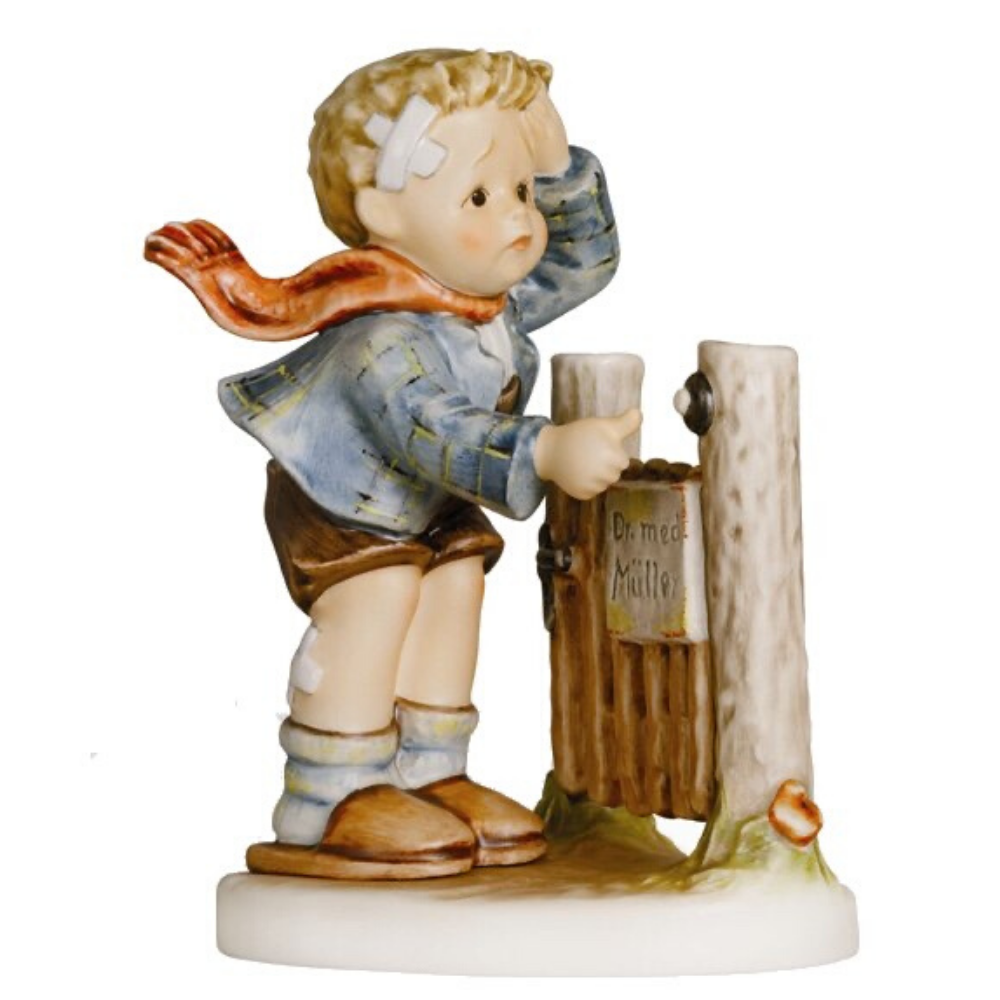 An Emergency Figurine
