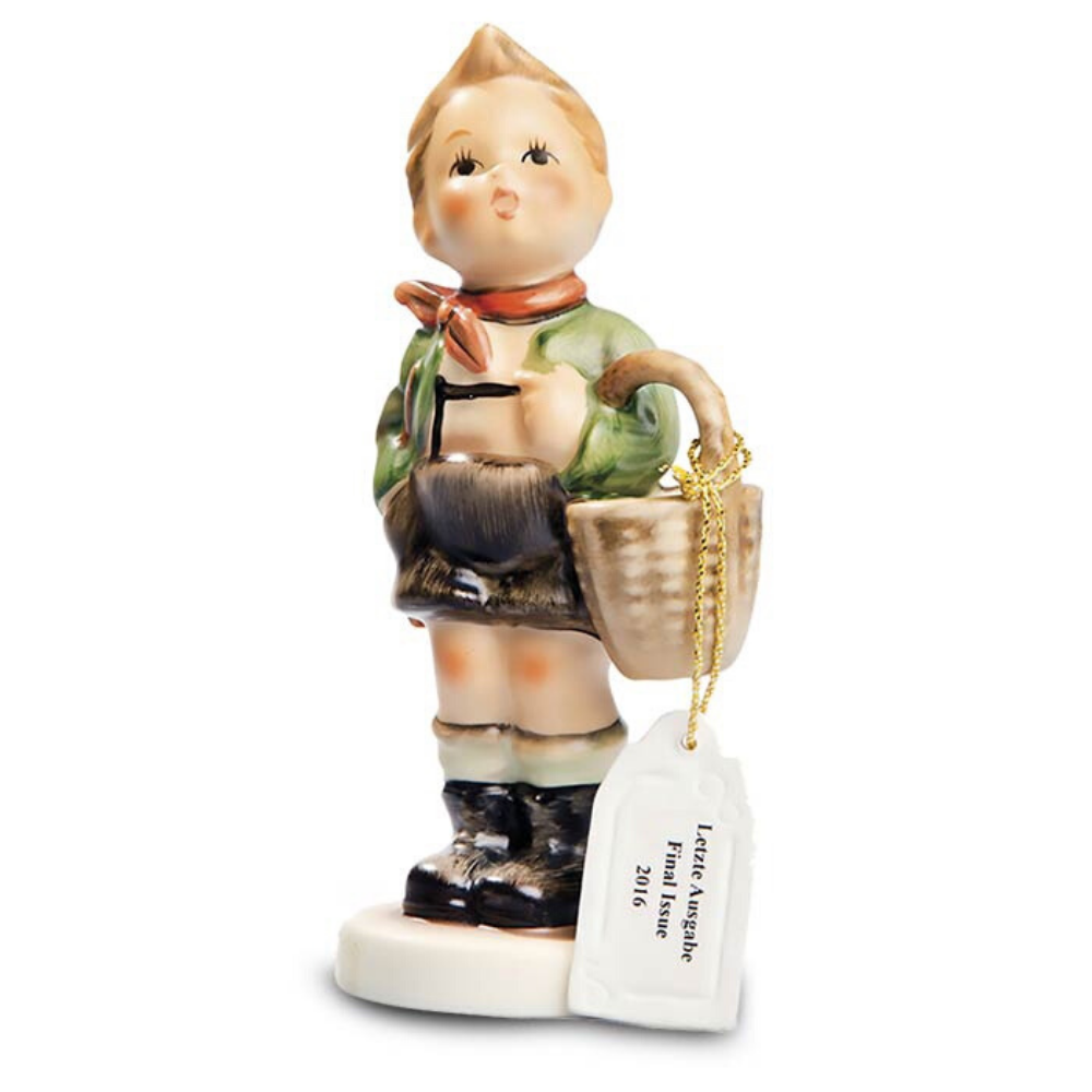 Village Boy Figurine