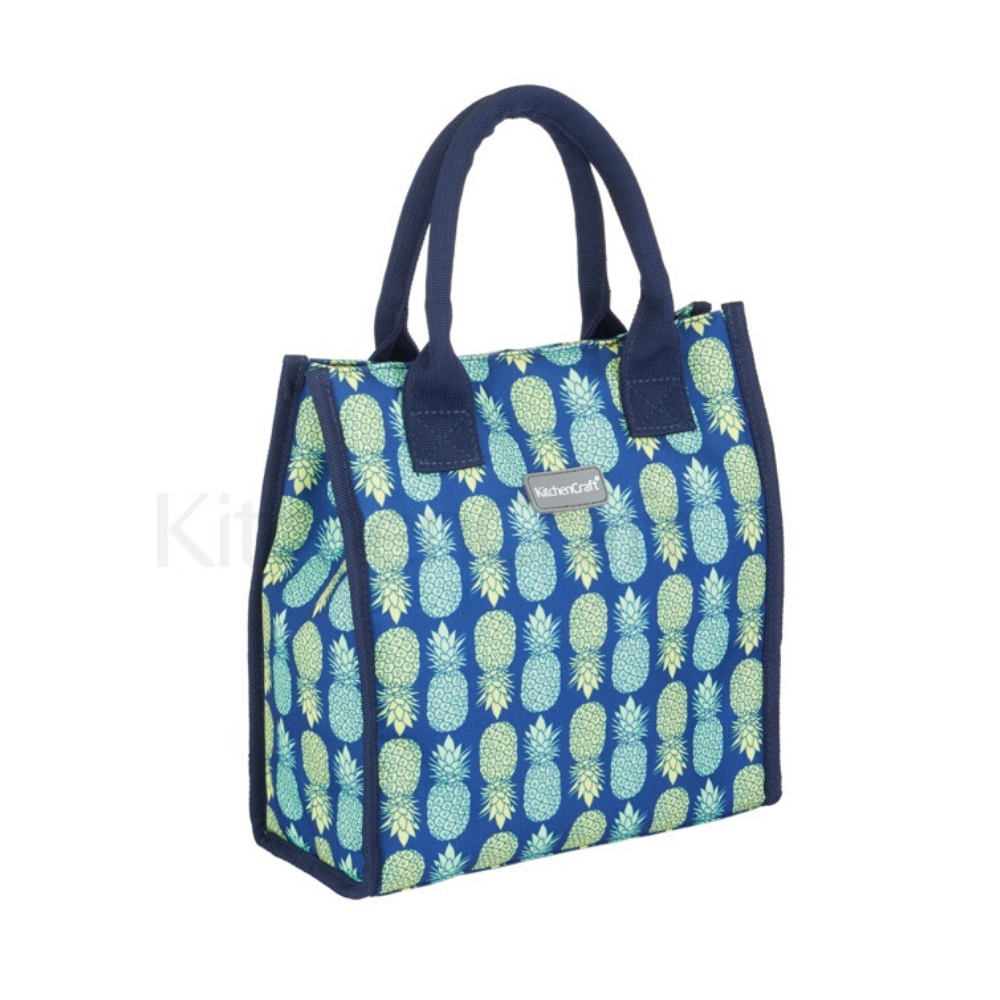 4 Litre Pineapple Lunch / Snack Cool Bag