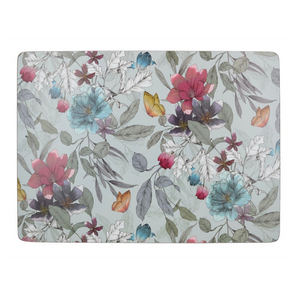 Butterfly Tile Pack Of 6 Medium Placemats