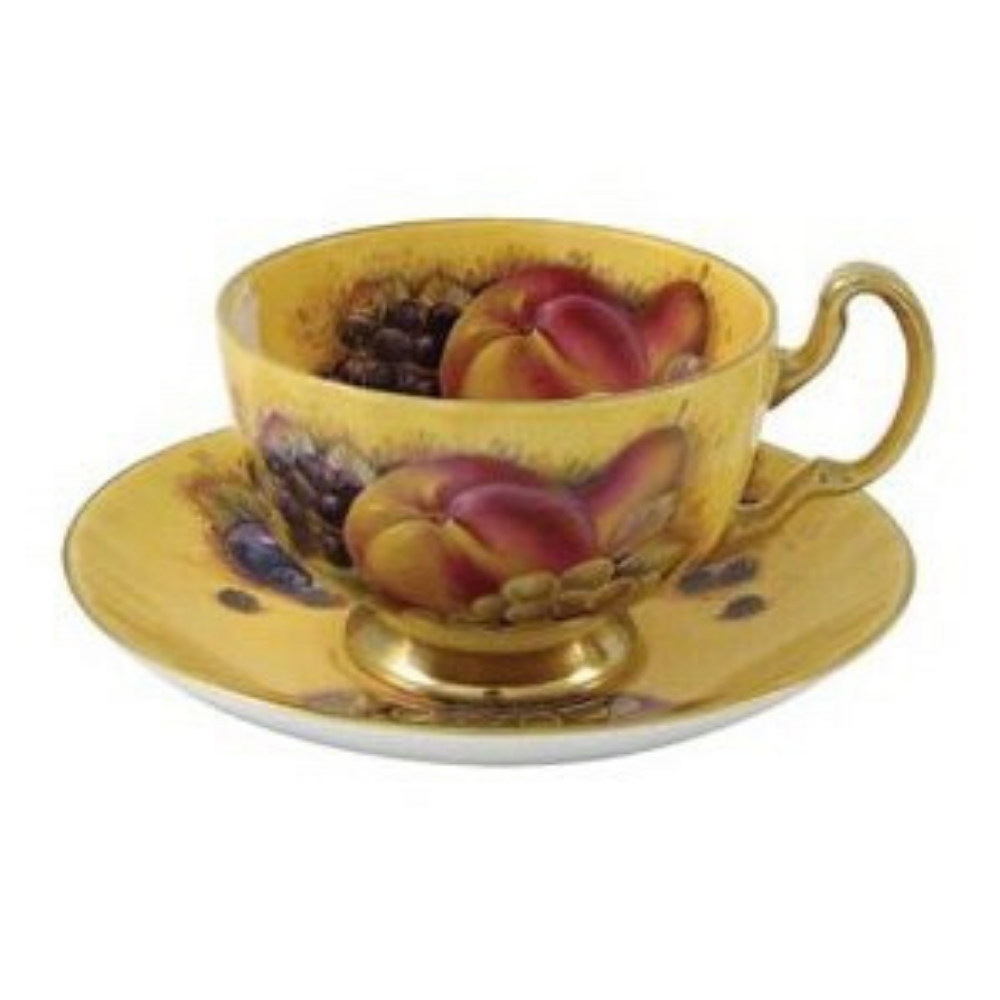 Oban Teacup and Saucer Set