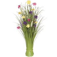 Grass Floral Bundle Mixed 100cm