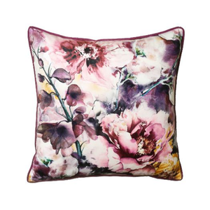Irina Cushion 58 x 58cm, Heather