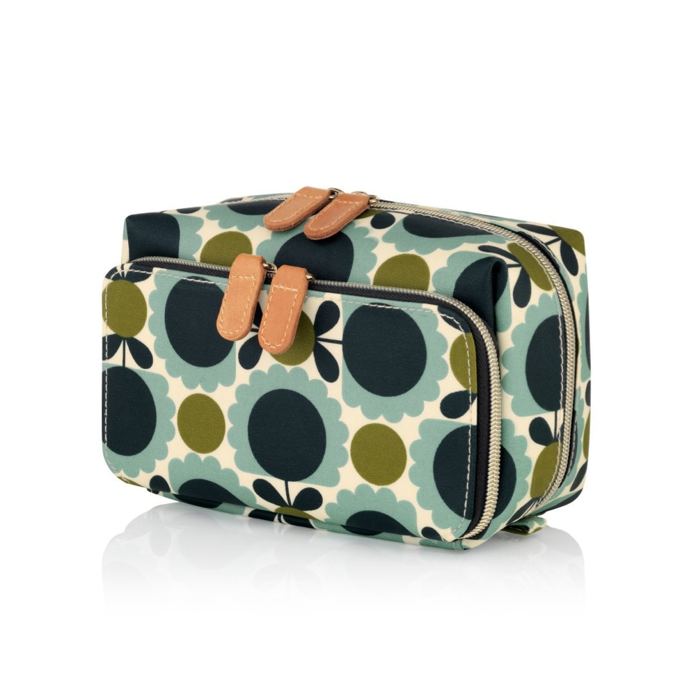 Scallop Flower Medium Washbag