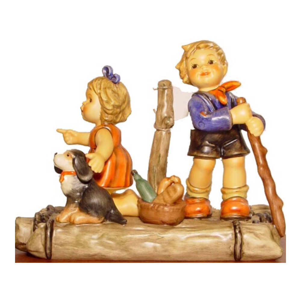 Summer Adventure Figurine