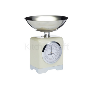 Lovello Vanilla Cream Mechanical Food Scales