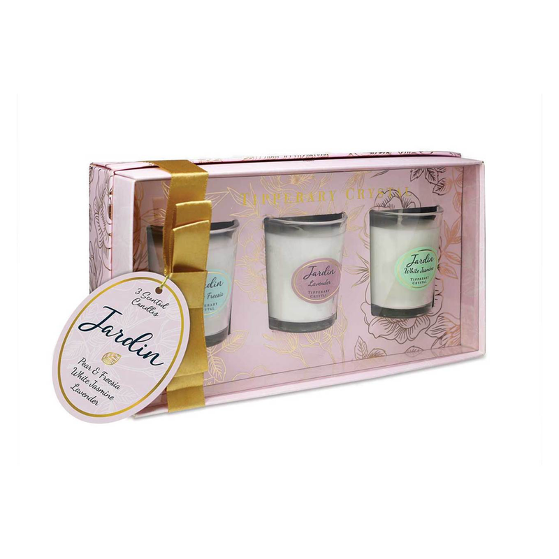 Jardin Collection Set 3 Candles