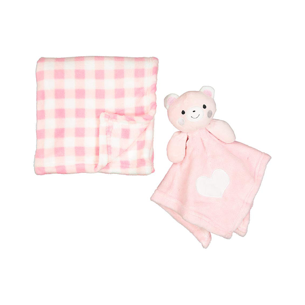 Baby Blanket & Toy
