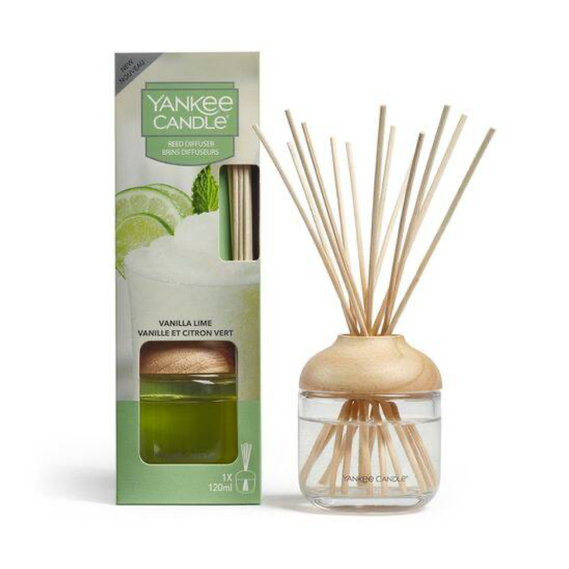 Vanilla Lime Reed Diffuser