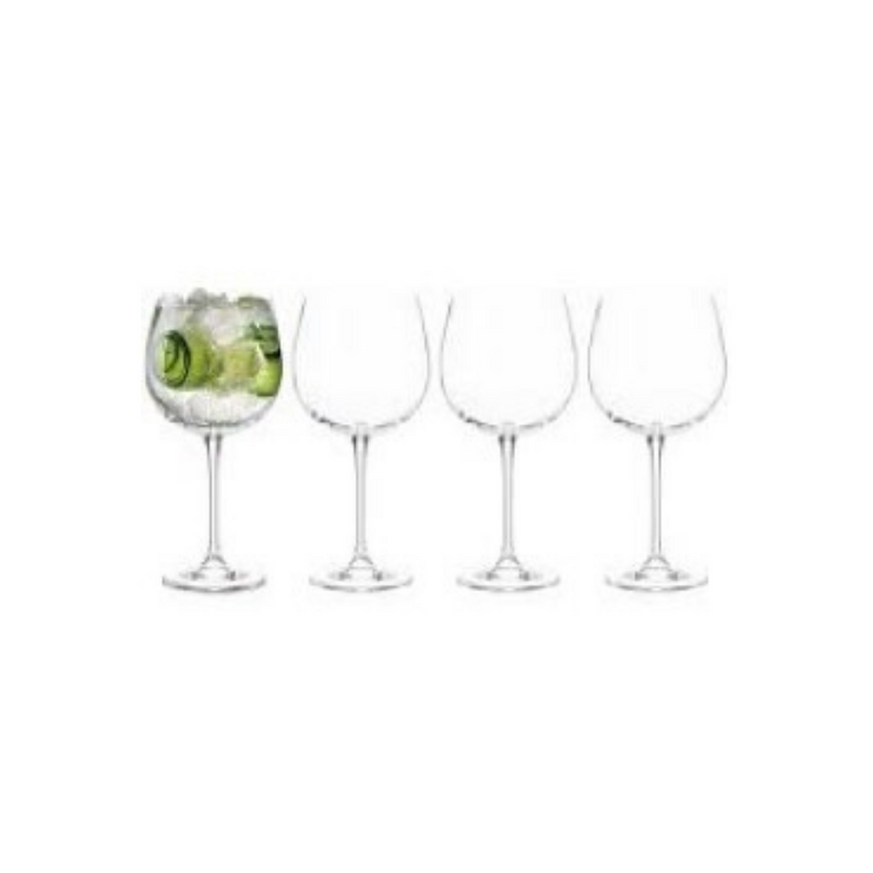 Tipperary Crystal 4 Gin Goblets