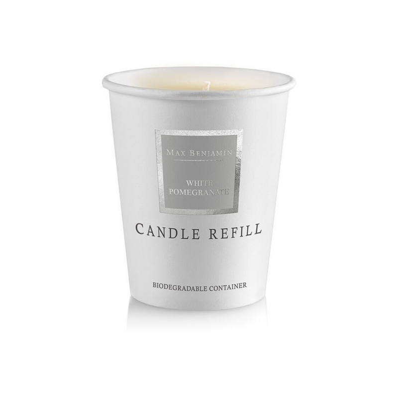 Candle Refill White Pomegranate