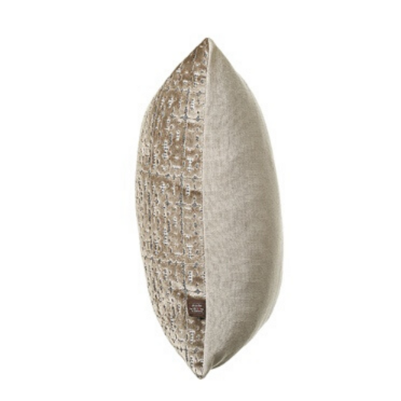 Relic 43x43cm Cushion, Taupe