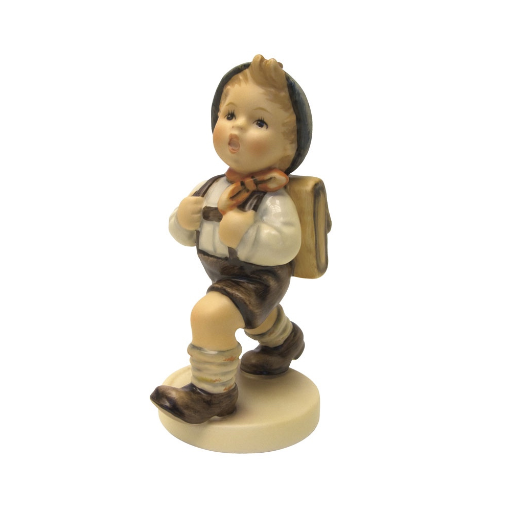 School Boy Figurine