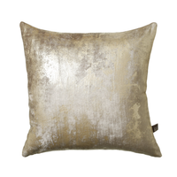 Moonstruck 58x58cm Cushion, Champagne