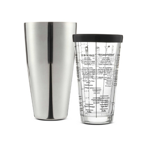 Boston 400ml Cocktail Shaker