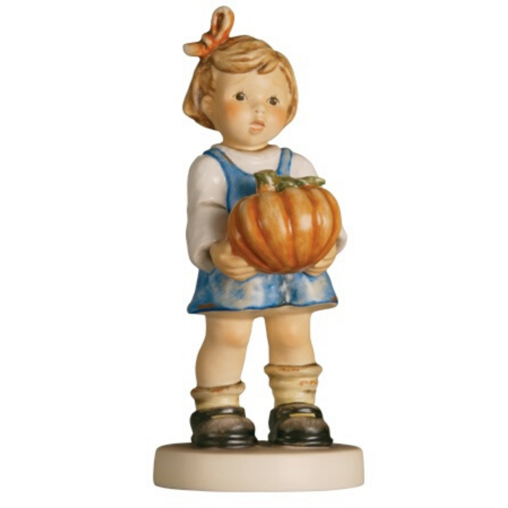 From the Pumpkin Patch Figurine