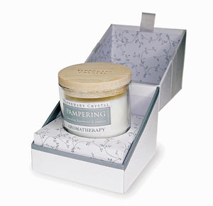 Aromatherapy Candle Pampering