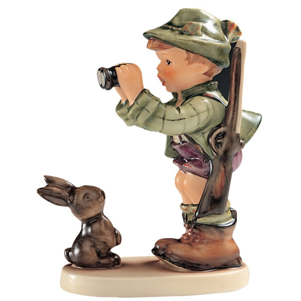 Good Hunting! Figurine