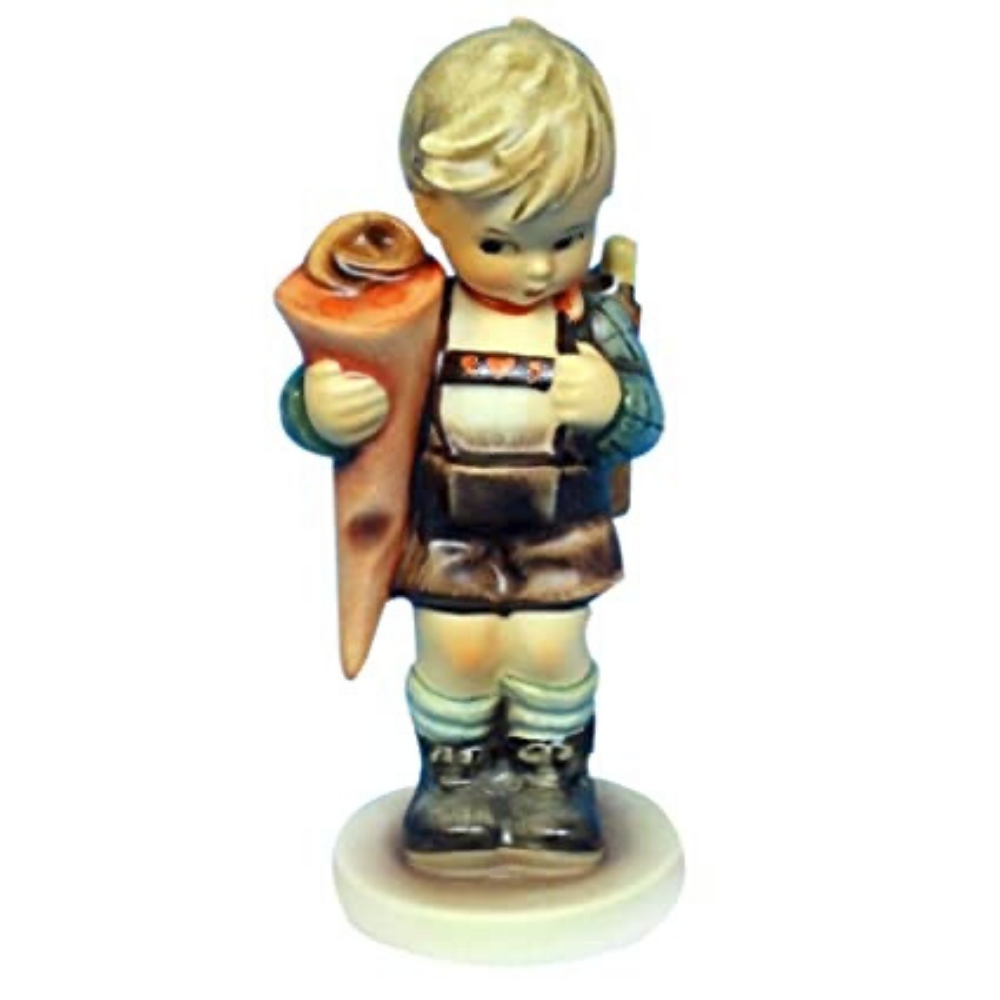 Little Scholar Figurine