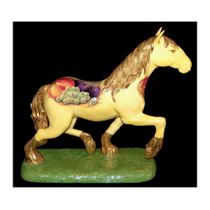 Limited Edition Horse Figurine