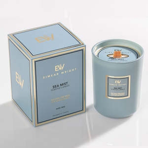 Sea Mist Scented Candle