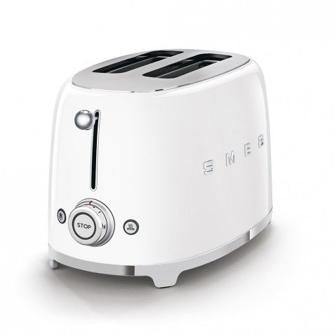 Smeg 2-Slice Toaster - White