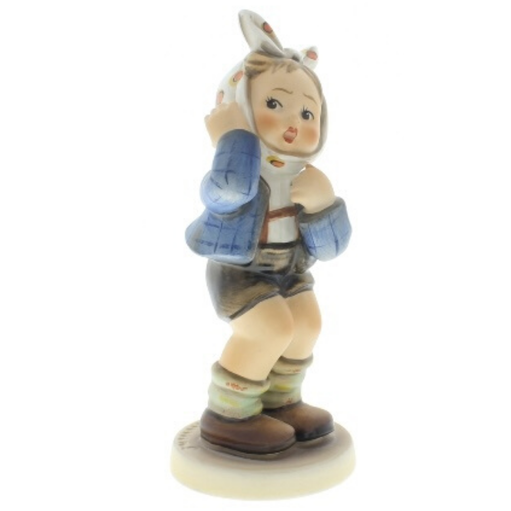 Boy With Toothache Figurine