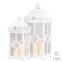 Cambridge Lantern- White