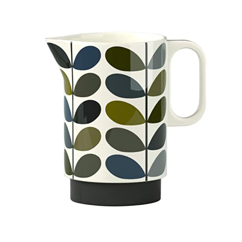 Orla Kiely Stem Pitcher, Khaki, 1.5L