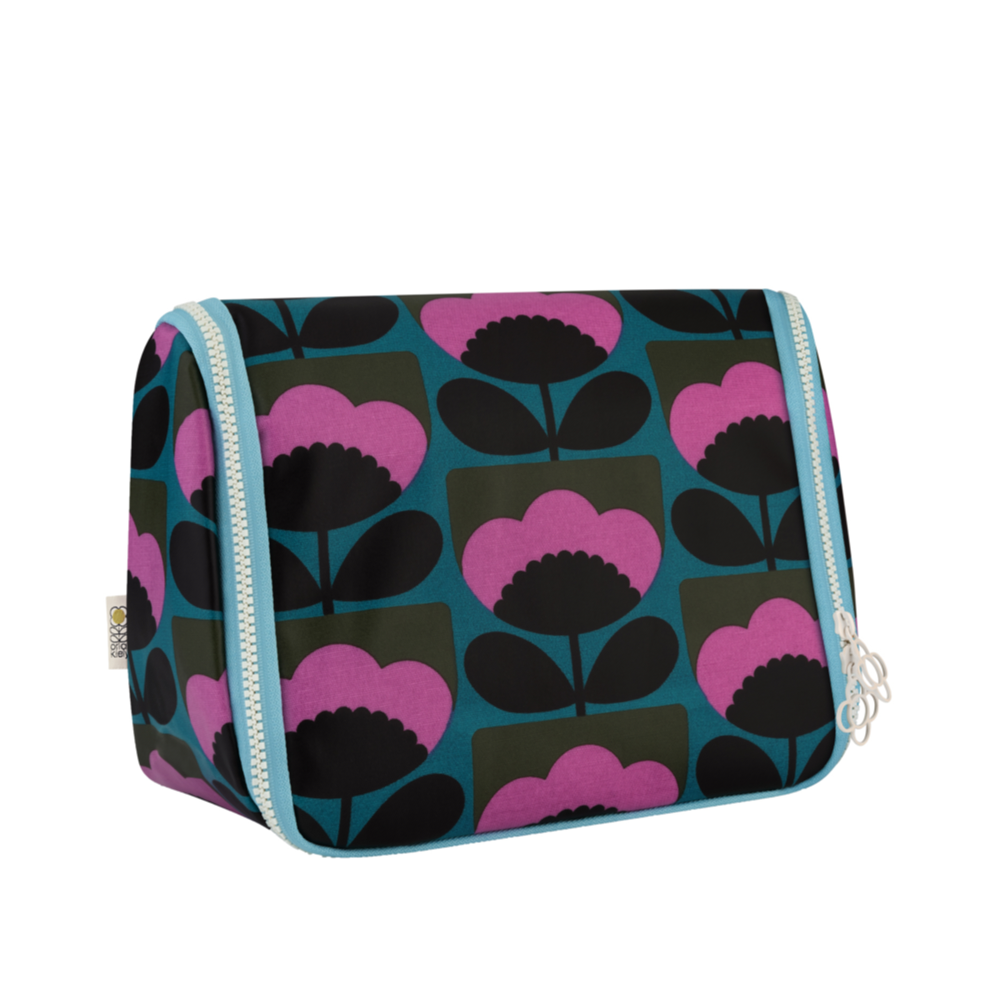 Spring Bloom Hanging Washbag