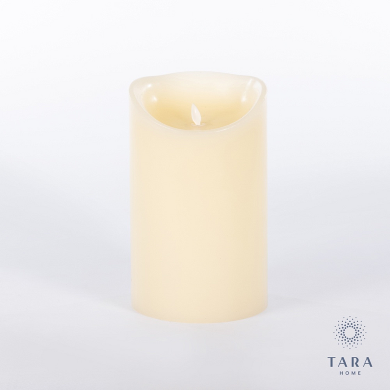 LED Flicker Candle 25CM