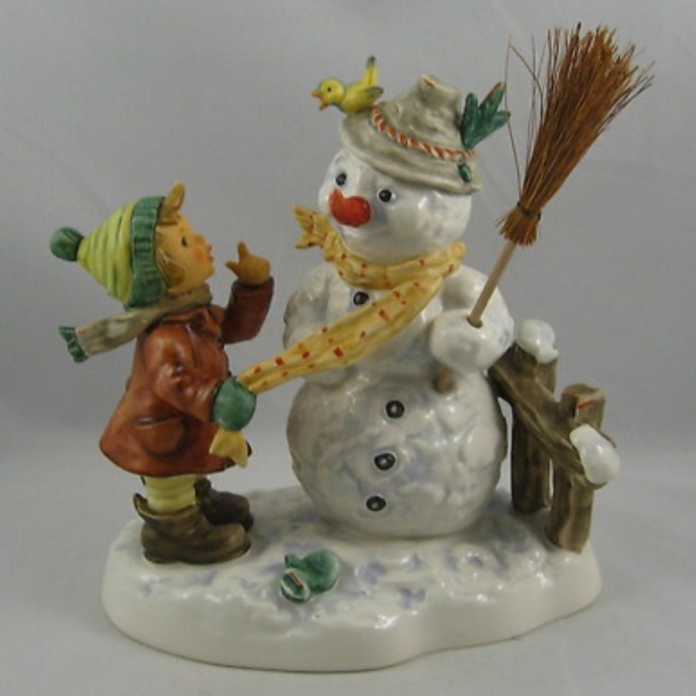 Winter Friend Figurine
