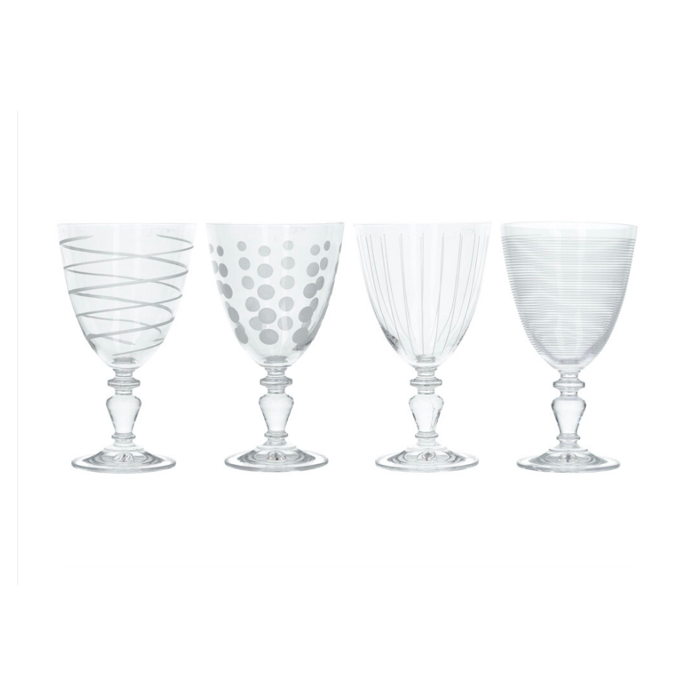 Cheers Goblets - Set of 4