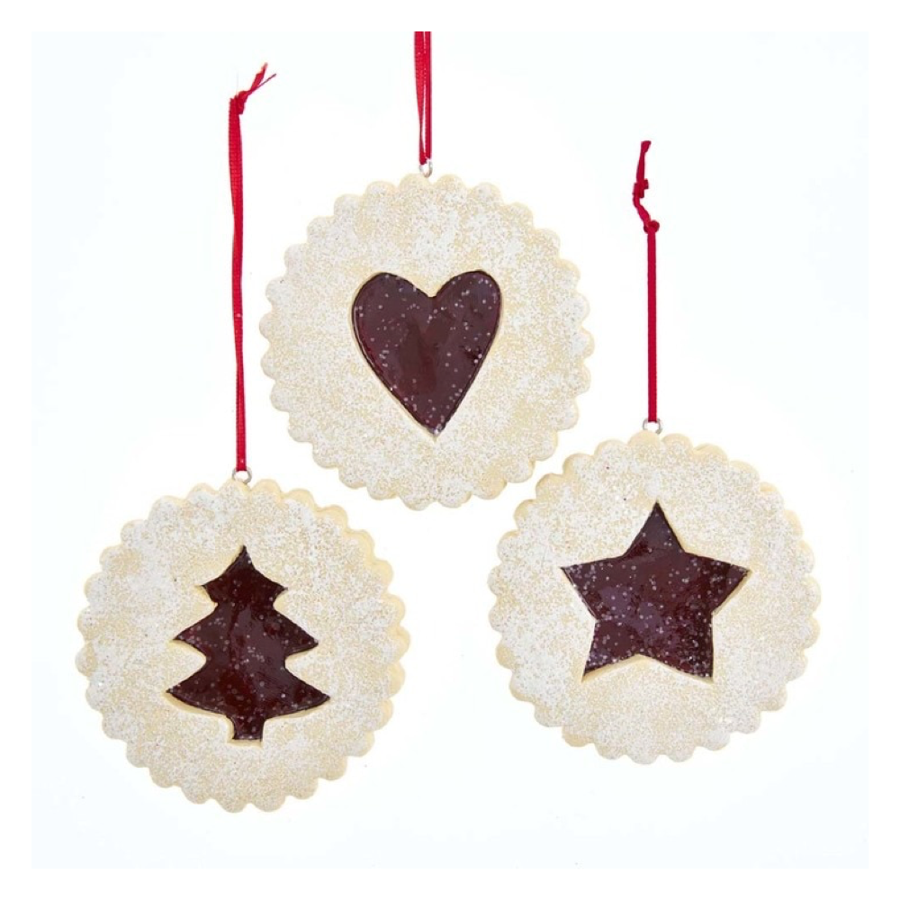 Tart Cookie Hanging Decoration